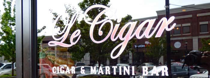 Le Cigar Door